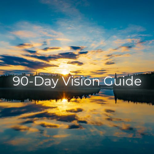 90 Day Vision Guide Nattalee K Lillico